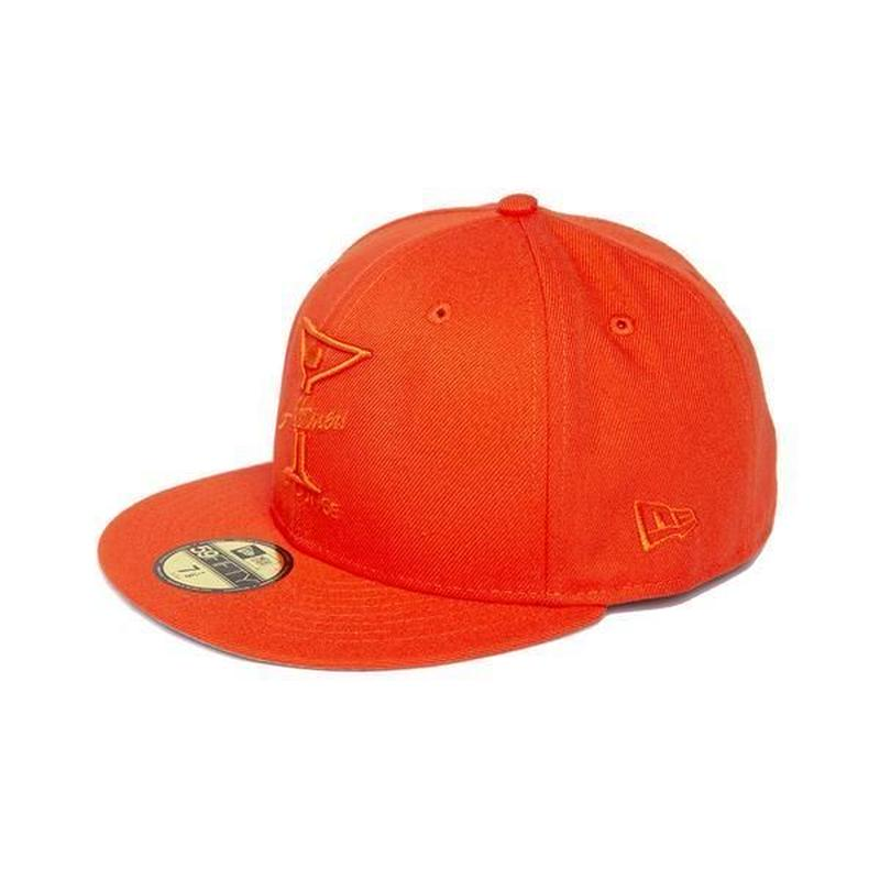 ALLTIMERS CLASSIC LOGO NEW ERA  - ORANGE
