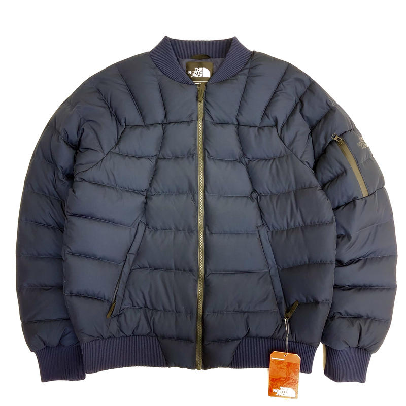 THE NORTH FACE KANATAK BOMBER JACKET - NAVY