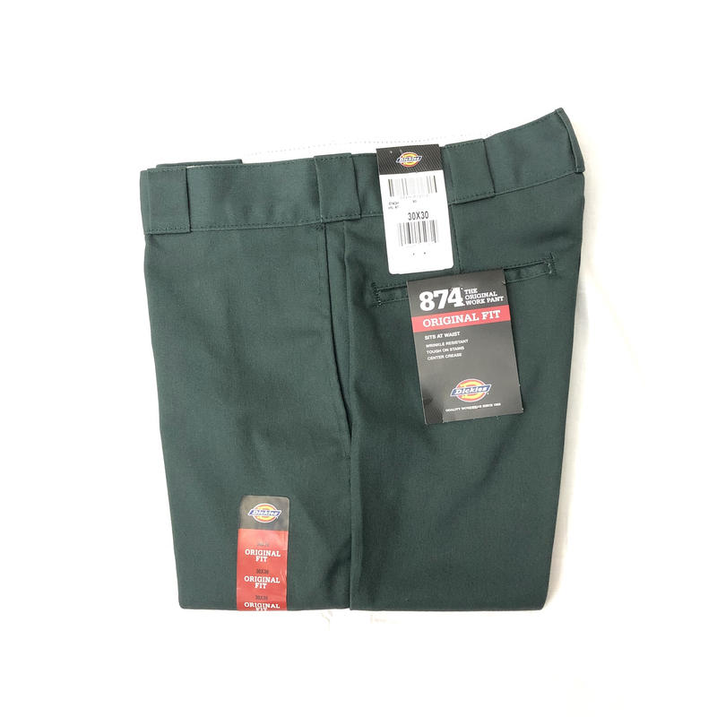 Dickies Original 874 Work Pants - Hunter Green