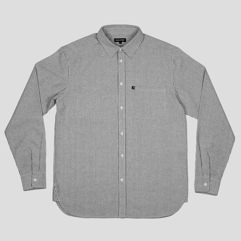 PASS~PORT HICKORY WORKERS SHIRT