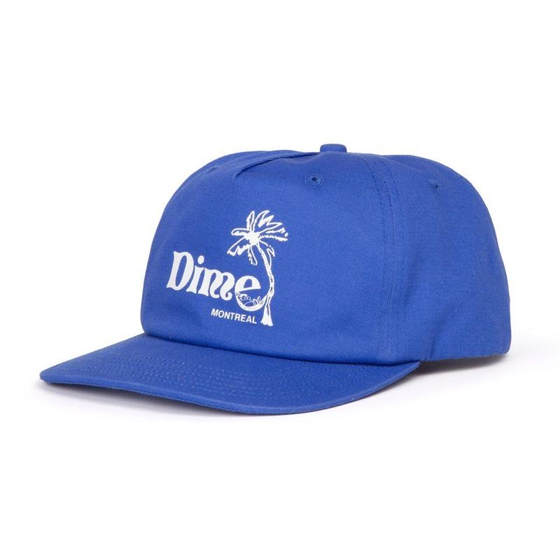 DIME ISLAND CAP -Royal