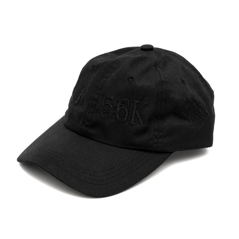 BRONZE56K ANNIVERSARY HAT - BLACK