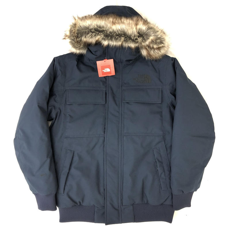 THE NORTH FACE GOTHAM JACKET - NAVY