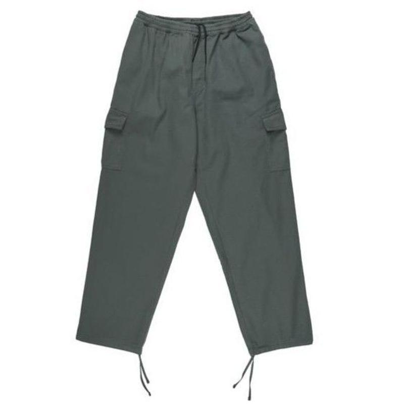 POLAR SKATE CO SKATE CARGO PANTS - Grey green