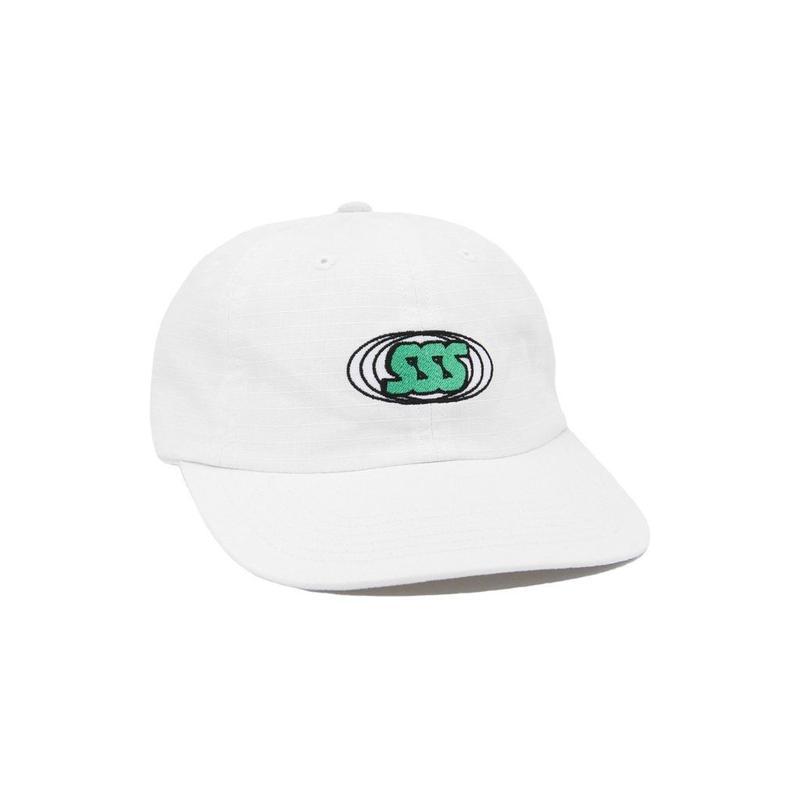 STANTON STREET SPORTS SECURITY POLO HAT - WHITE