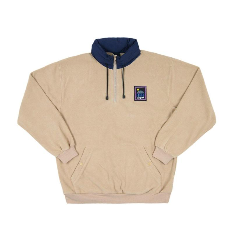 ONLY NY Outdoor Gear Fleece Pullover - Sand