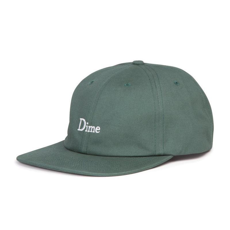DIME CLASSIC LOGO CAP - Green