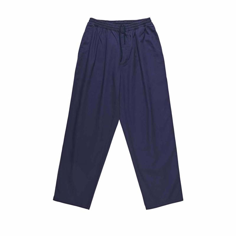 POLAR SKATE CO SURF PANTS - NAVY