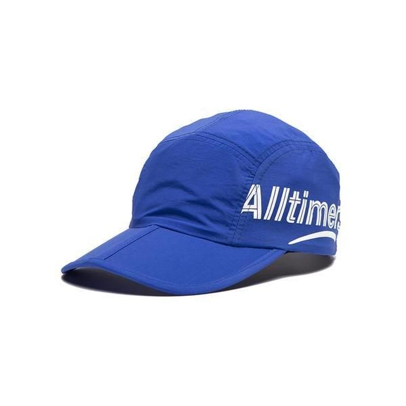 ALLTIMERS ESTATE FOLDABLE HAT BLUE