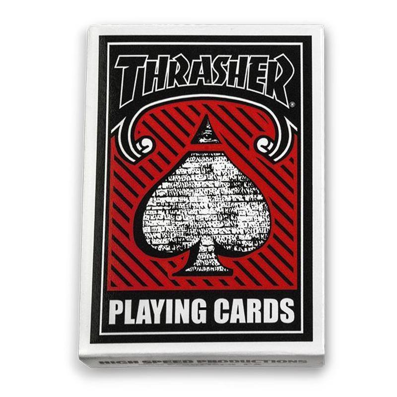 THRASHER Thrasher Playing Cards