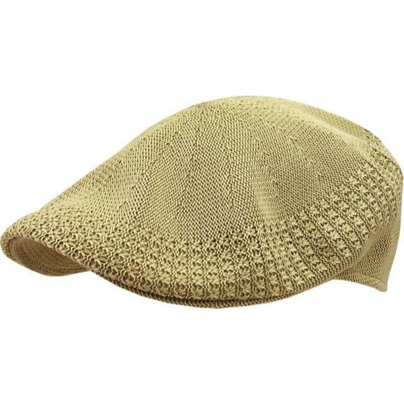 KB ETHOS Mesh Ivy Hat - Khaki