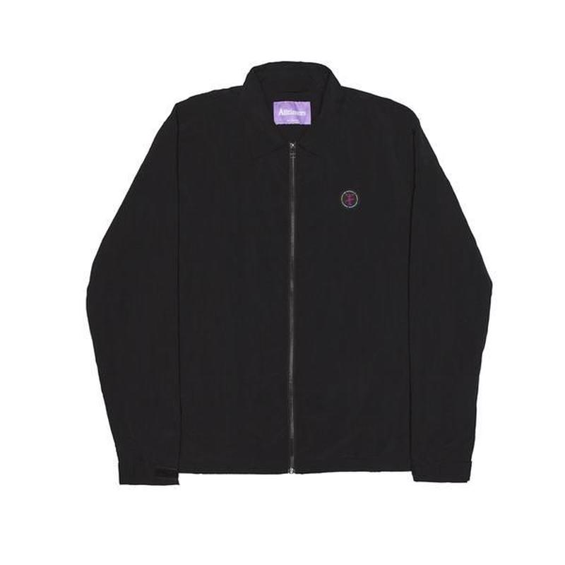 ALLTIMERS FANCY EASY COACHES JACKET BLACK