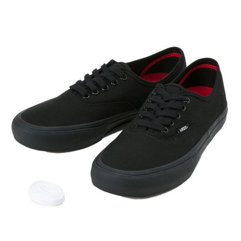 VANS AUTHENTIC PRO Black Black