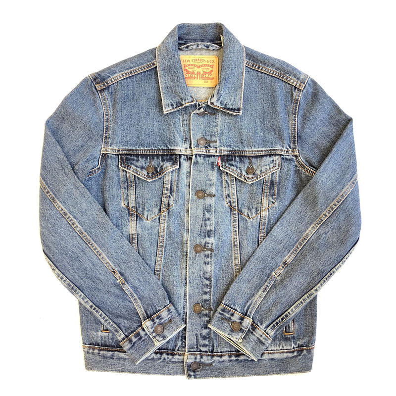 LEVIS DENIM TRUCKER JACKET - WASH(0130)