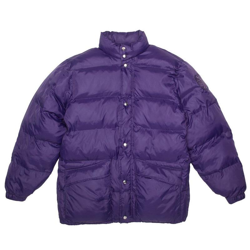 FUCKING AWESOME Spiral Down Parka-PURPLE