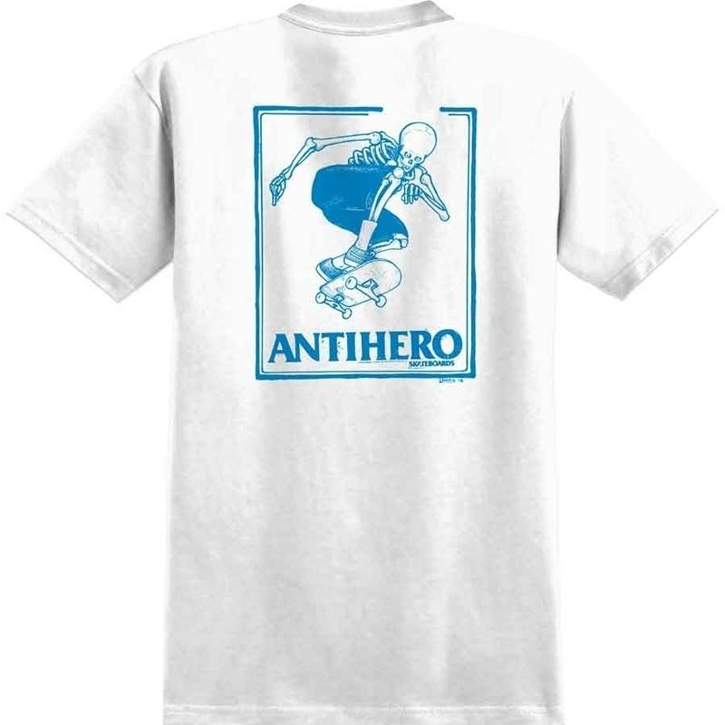 ANTI HERO LANCE DAAN TEE - WHITE