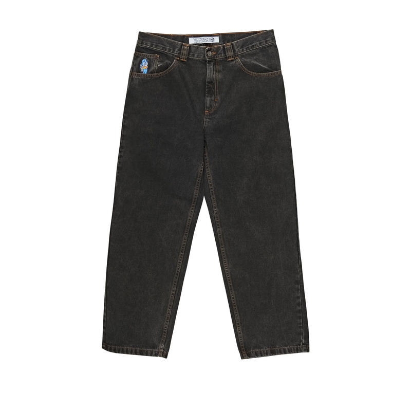 POLAR SKATE CO '93 DENIM - Washed Black