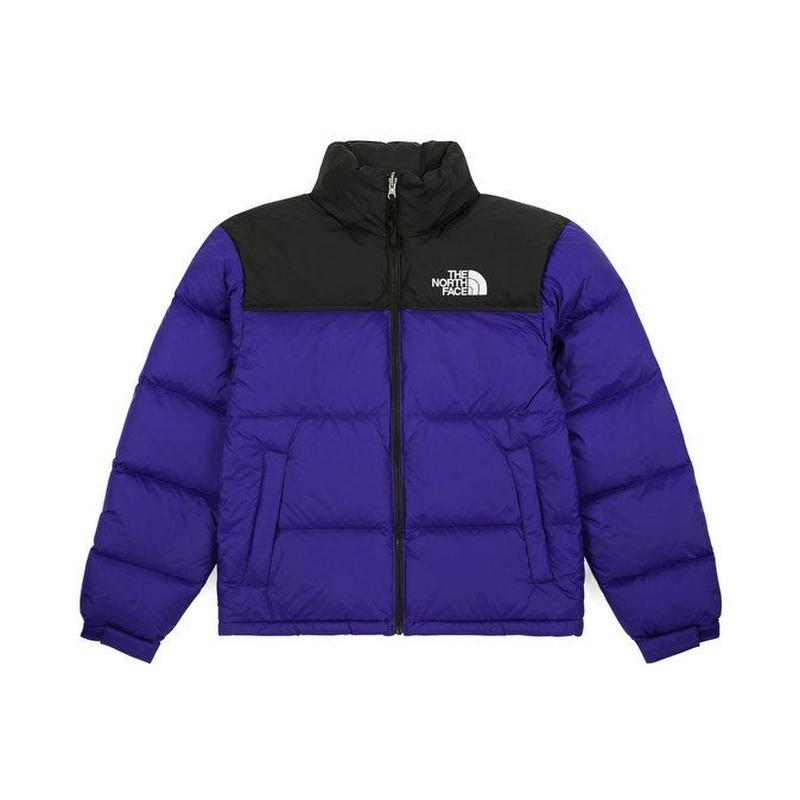 e0c5dbb52a THE NORTH FACE 1996 RETRO NUPTSE JACKET - AZTEC BLUE