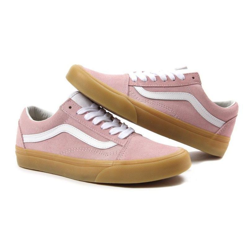 VANS OLD SKOOL Double Light Gum - Chalk Pink