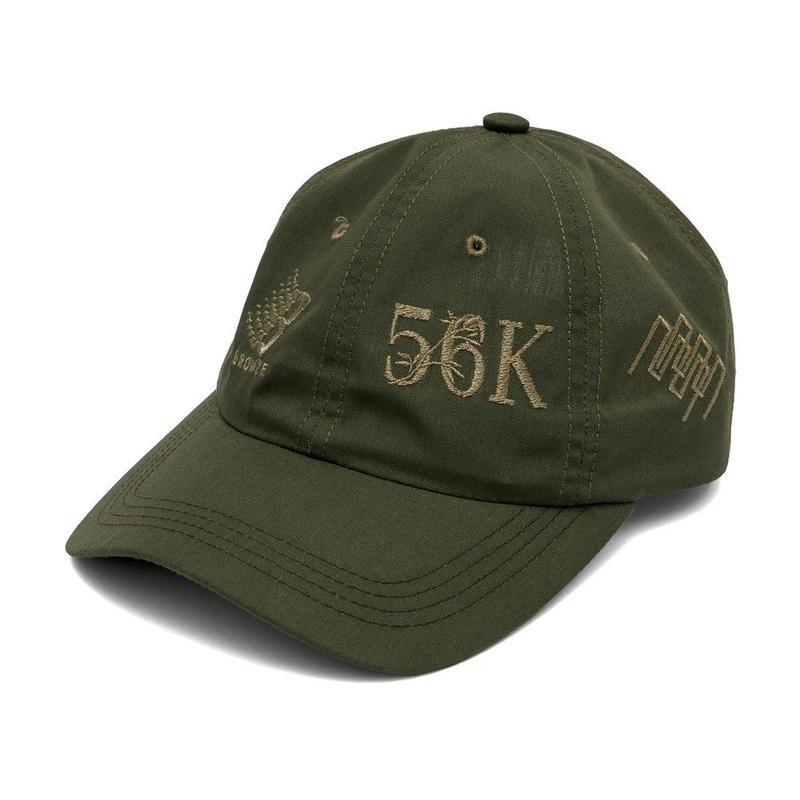 e87813d8675 BRONZE56K ANNIVERSARY HAT - OLIVE