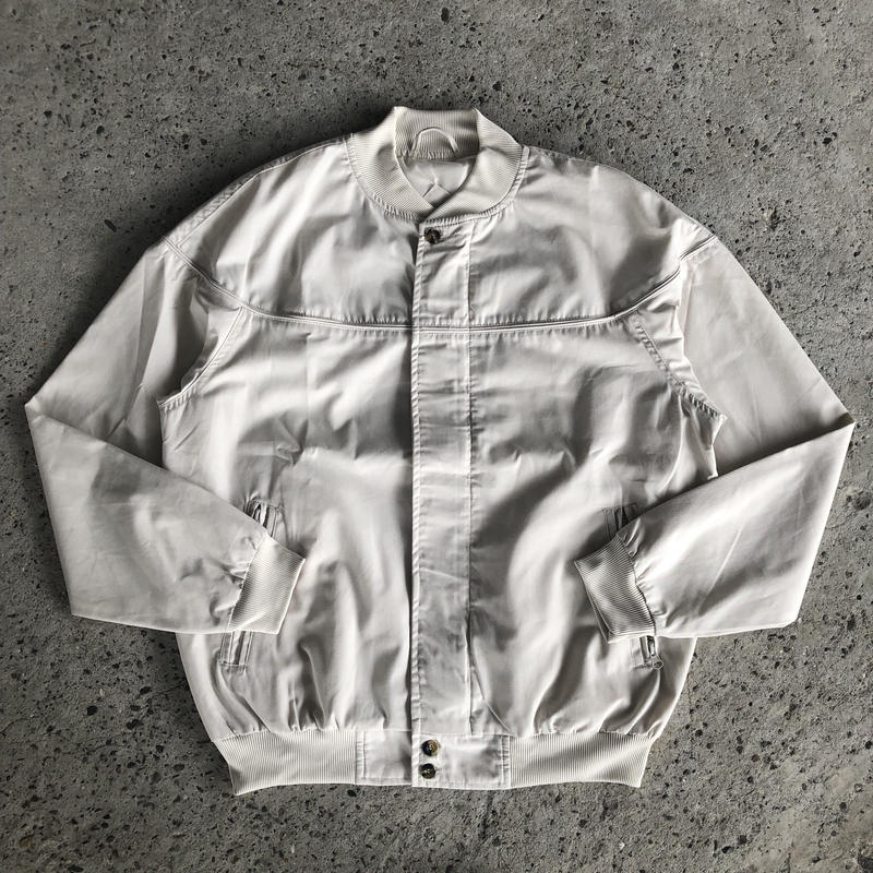 HABAND Great Shoulders Jacket - Oyster