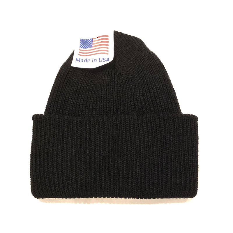 ROTHCO watch knit Cap BLACK