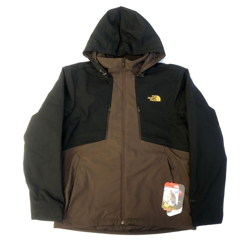 THE NORTH FACE APEX ELEVATON JACKET - BROWN/BLACK