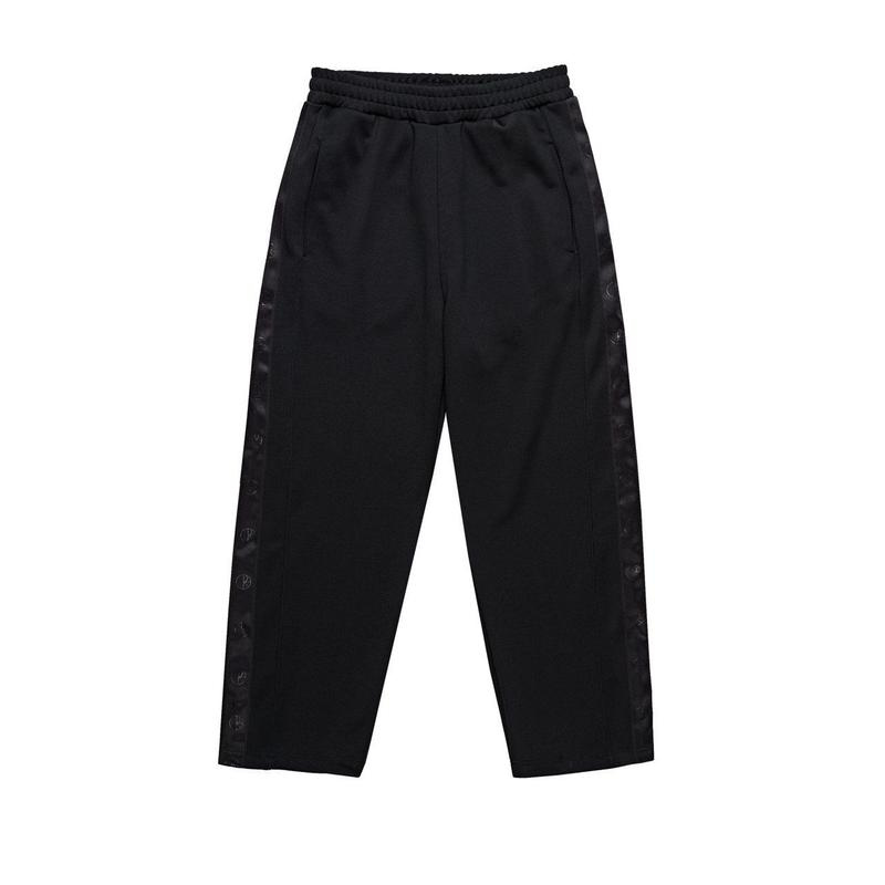 POLAR SKATE CO TRACK PANTS-BLACK