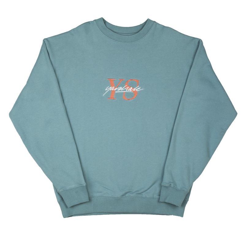 YARDSALE YS Sweatshirt Teal