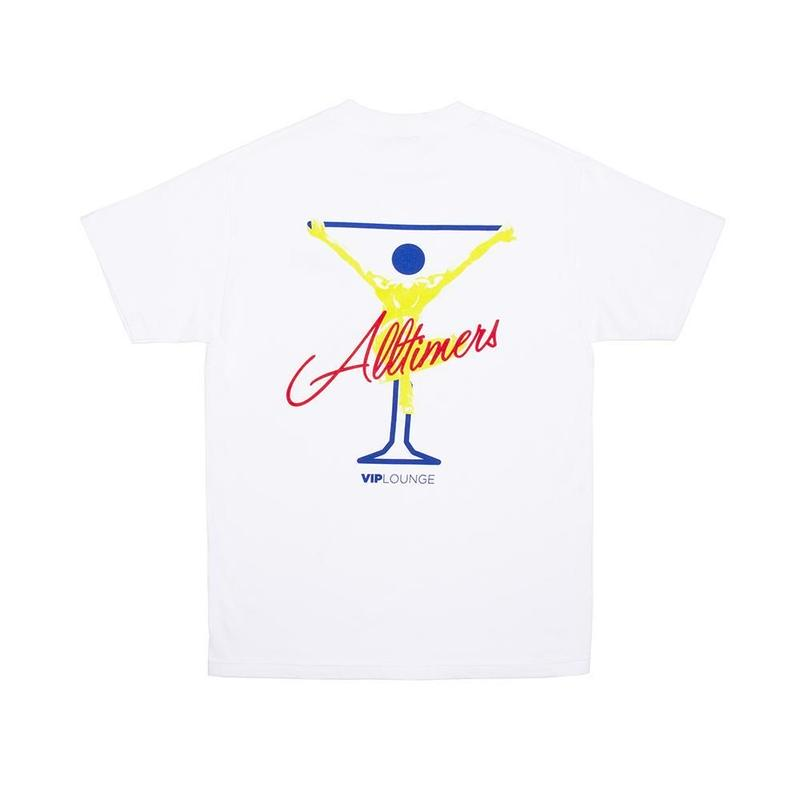 ALLTIMERS SEALED TEE WHITE