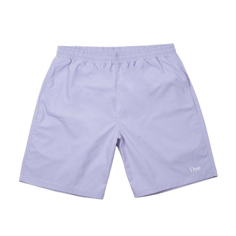 DIME CLASSIC LOGO SHORT - Light Purple