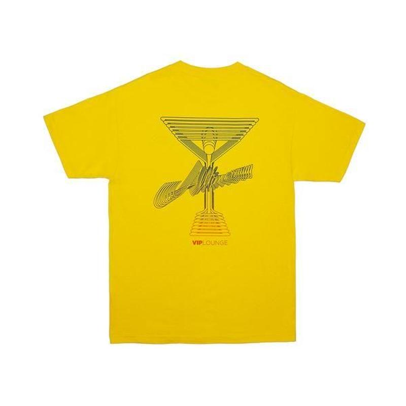 ALLTIMERS BREAKDOWN TEE YELLOW