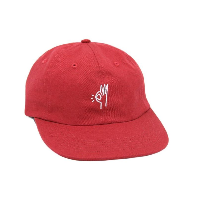 ONLY NY Logo 5-Panel Hat - Rose