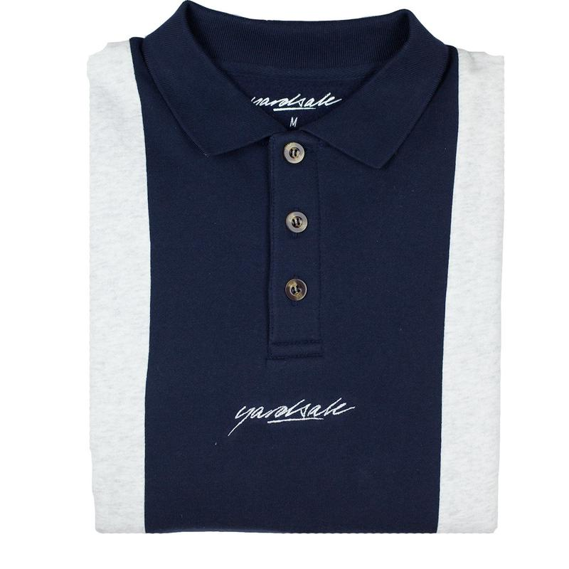 YARDSALE Casino polo sweat
