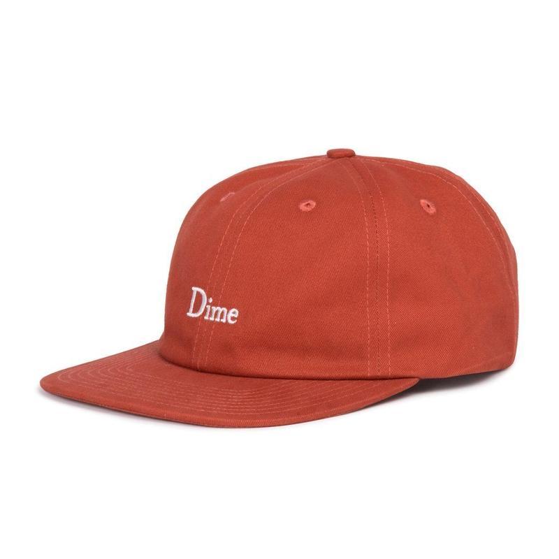 DIME CLASSIC LOGO CAP - Burnt Orange