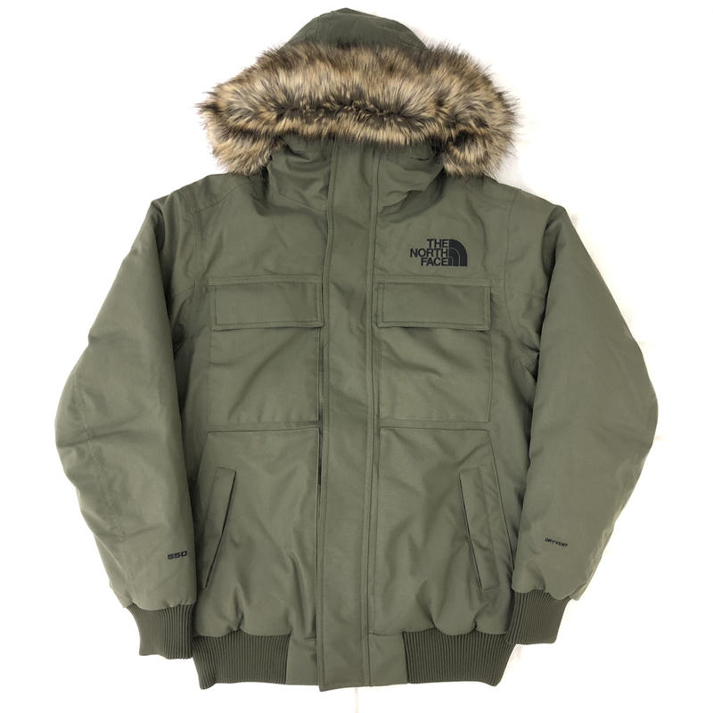THE NORTH FACE GOTHAM JACKET - OLIVE