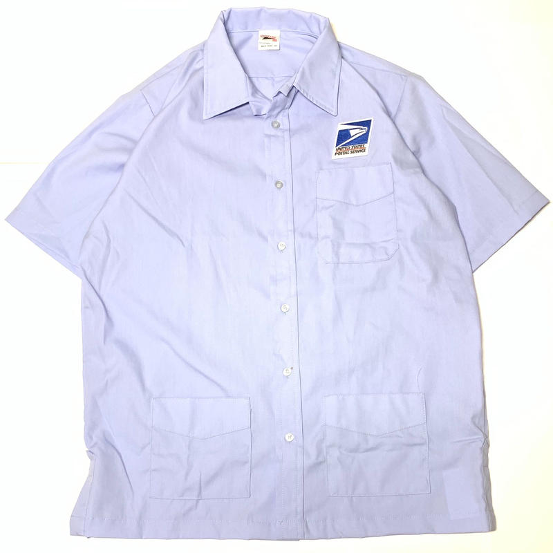USPS Short Sleeve Work Shirts 3 pkt