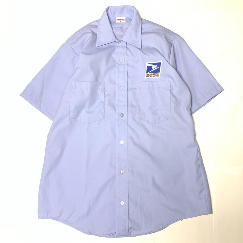 USPS Short Sleeve Work Shirts 2 pkt