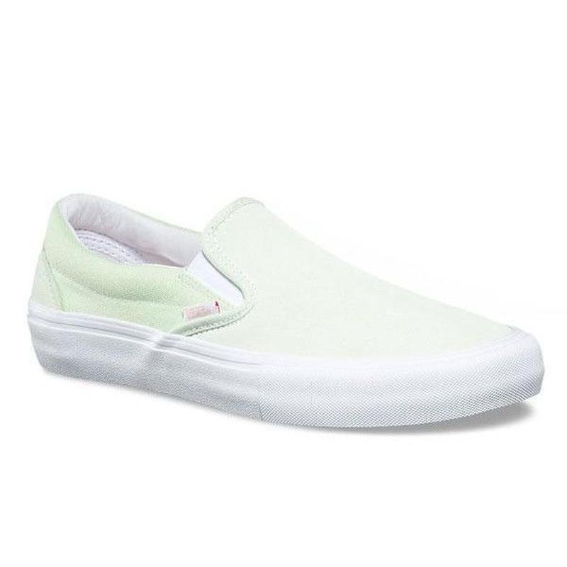 VANS SLIP ON PRO - Ambrosia /  White