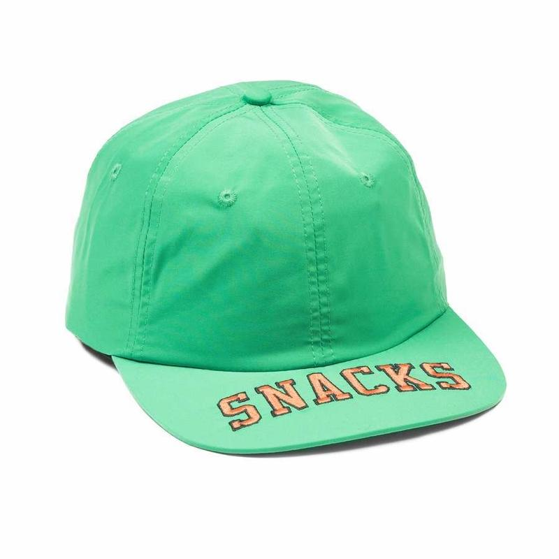 QUARTERSNACKS NYLON SNACK CAP - Green