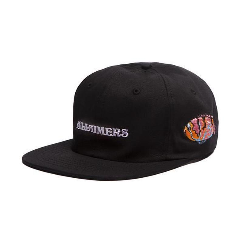 ALLTIMERS AQUA HAT - BLACK