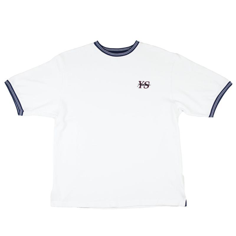 YARDSALE POLO YS T-SHIRT - White