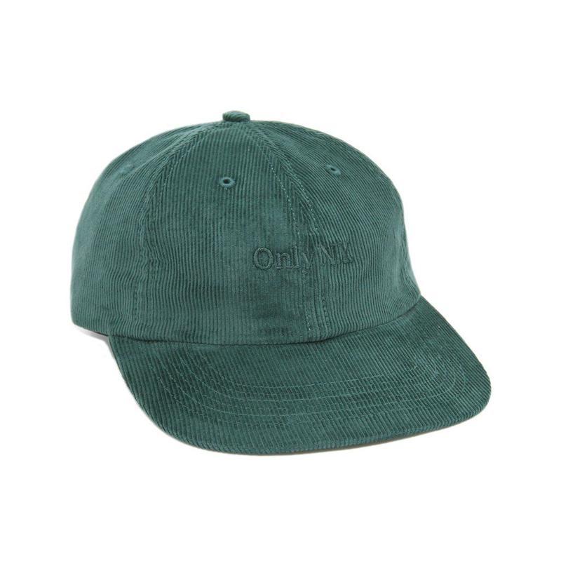 ONLY NY Lodge Corduroy Polo Hat - Mallard