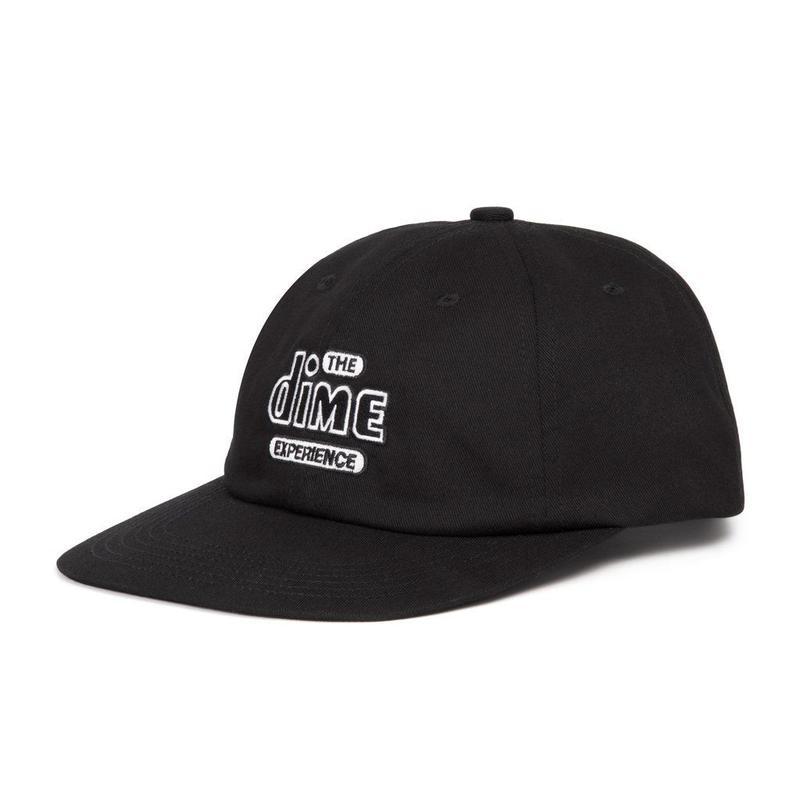 DIME EXPERIENCE CAP - Black