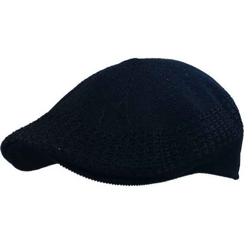 KB ETHOS Mesh Ivy Hat - Black