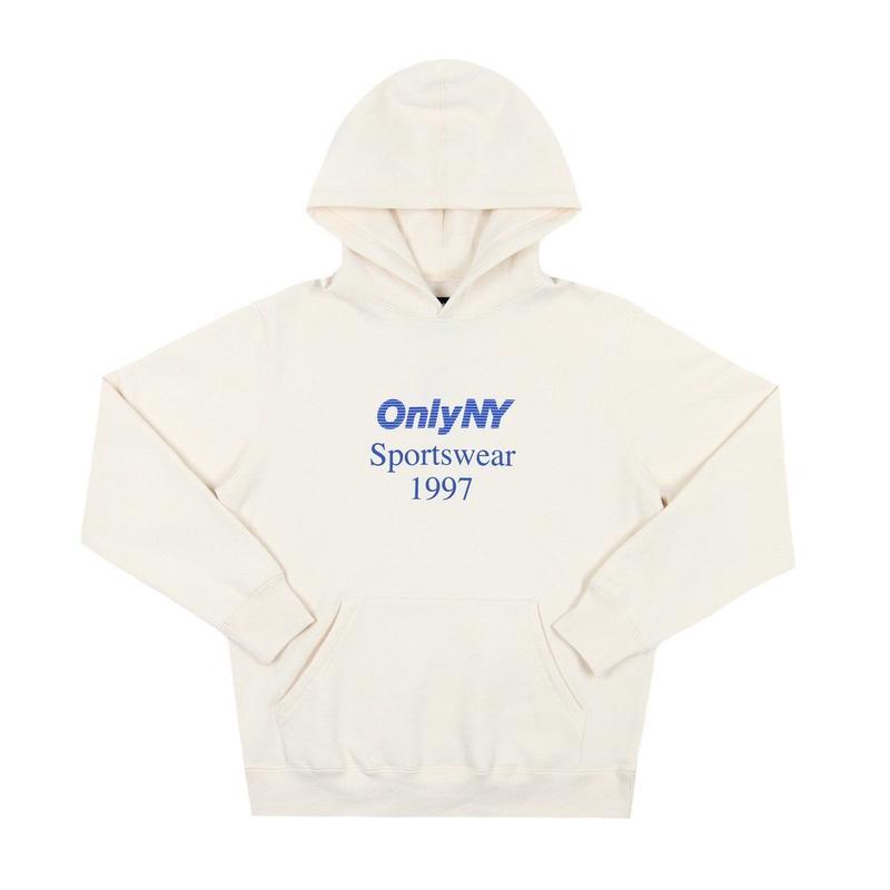 ONLY NY Sportswear Hoody - Cream