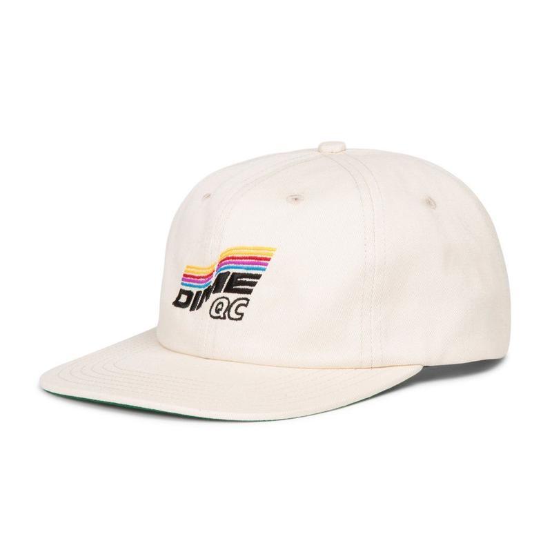 DIME DIME QC CAP - Off White
