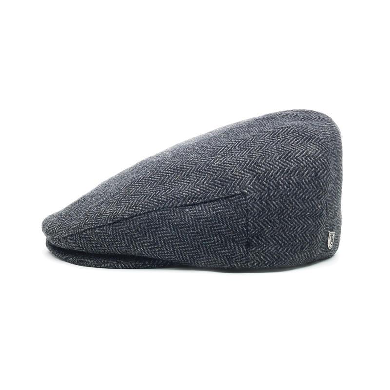 BRIXTON HOOLIGAN SNAP CAP - GREY/BLACK