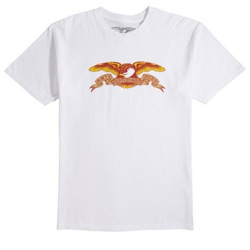 ANTI HERO EAGLE T-SHIRT - Classic White