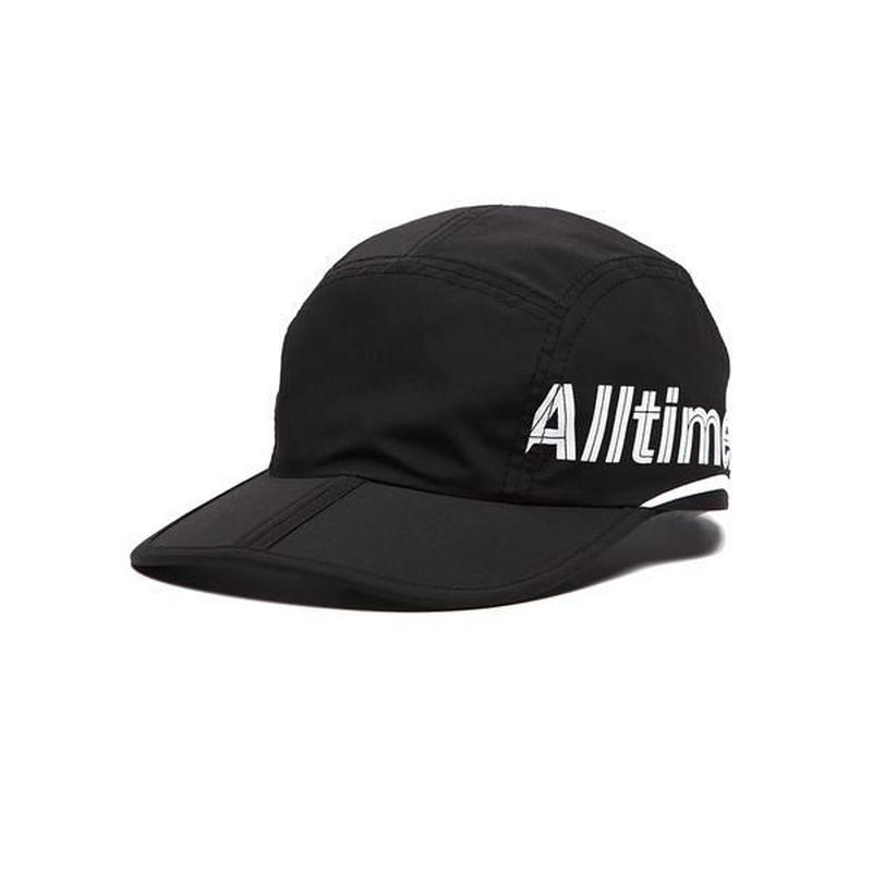ALLTIMERS ESTATE FOLDABLE HAT BLACK